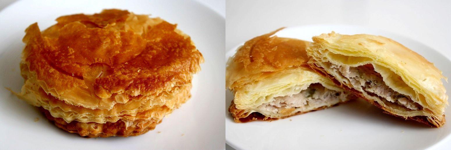 Kinh Do Bakeryのミートパイ