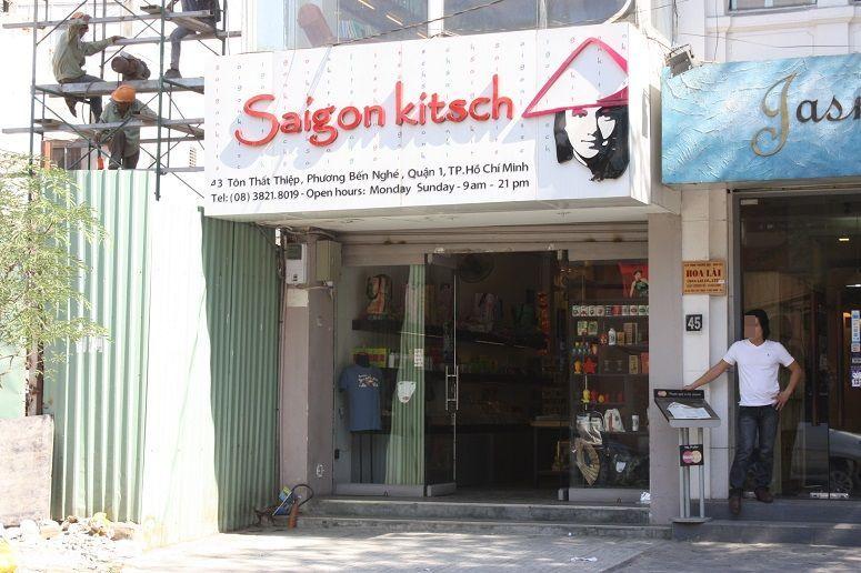 Saigon kitsch外観
