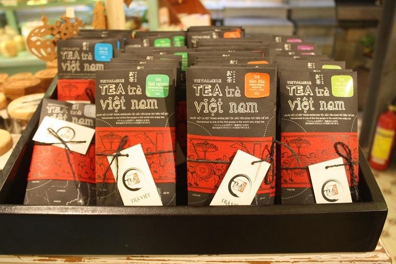 「TRA VIET」のベトナム産のお茶