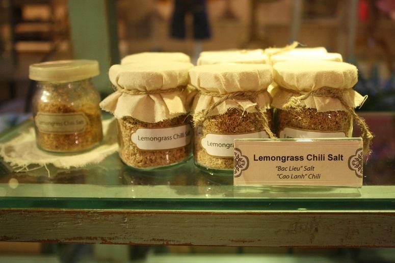 ベトナム産レモングラスチリソルト