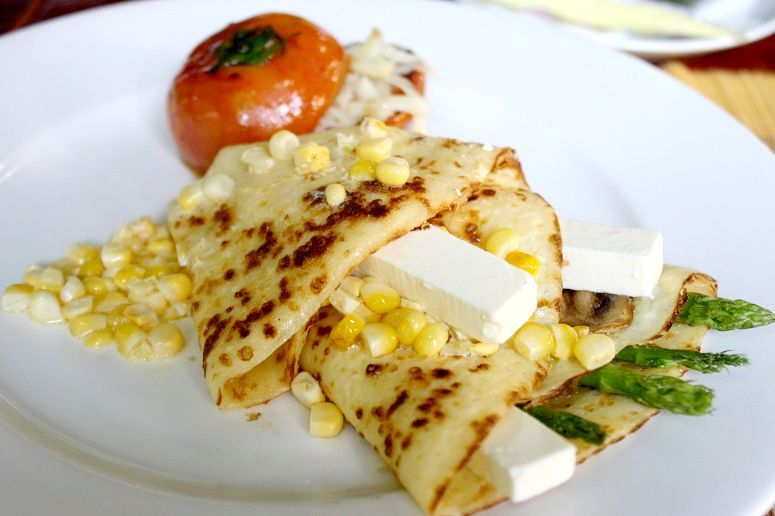 Grilled Vegetable and Feta