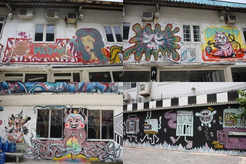 「3Aステーション(NHA GA 3A)」のストリートアート 7