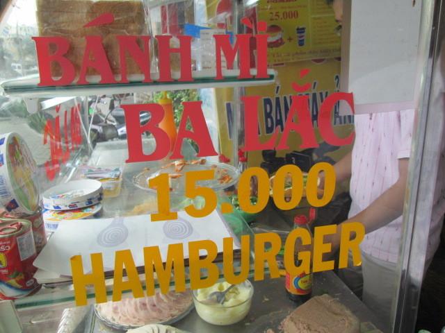 Banh Mi BA LAC
