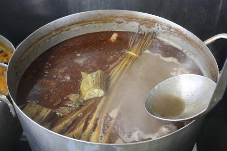 ブンマムのスープ