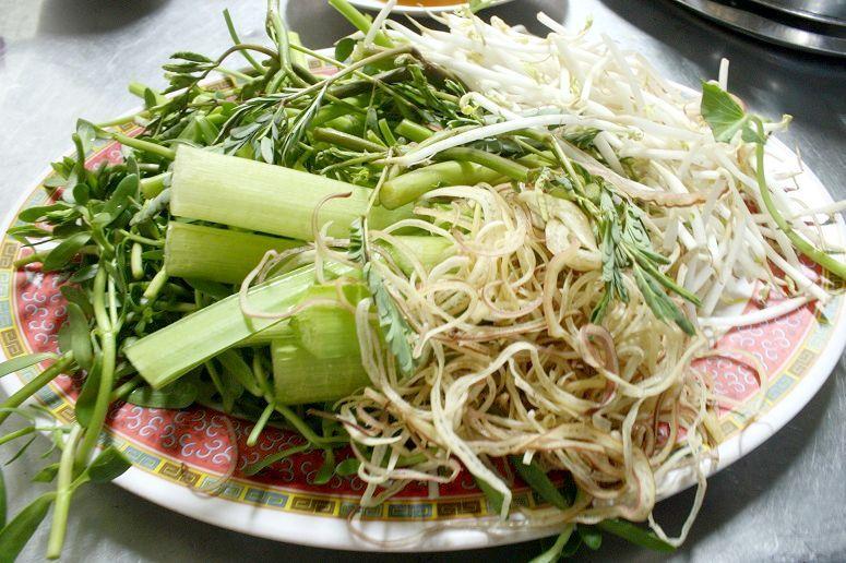 鍋用のお野菜
