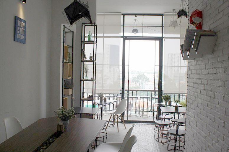 「buihaus coffee & workshop」店内