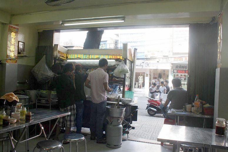 TAN TONG LOI」の店内
