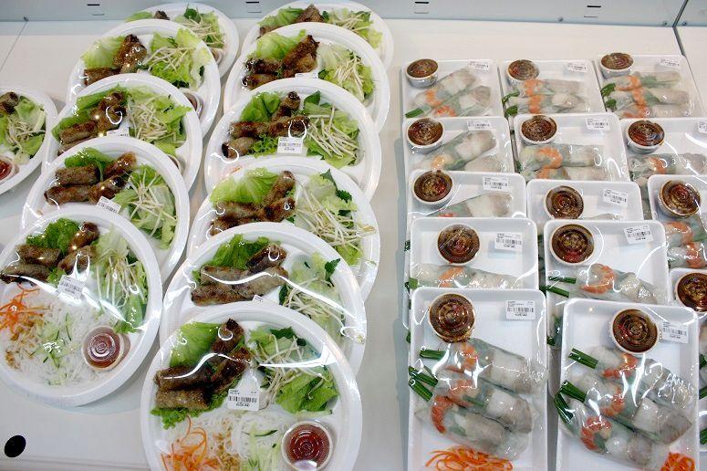 ベトナム料理のお惣菜