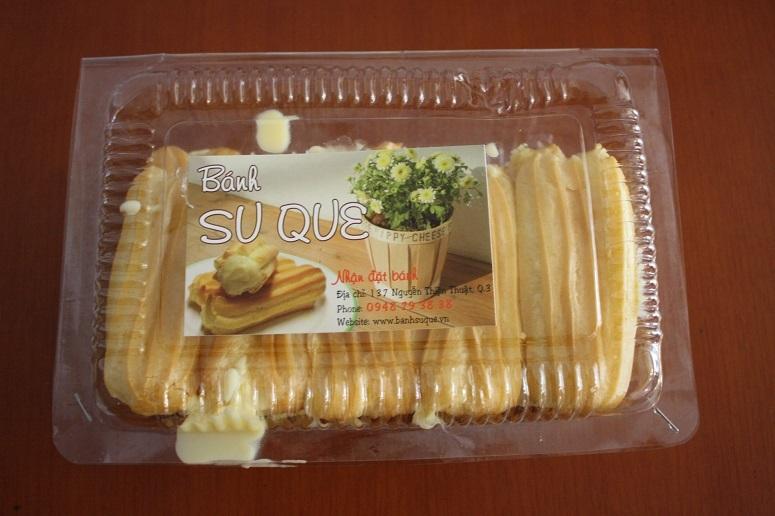 Banh SU QUEのパッケージ