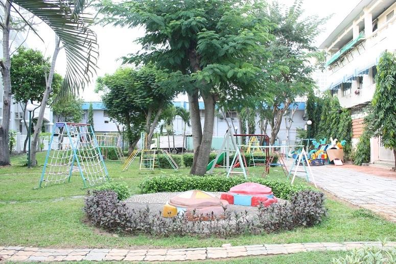 コープマート裏の公園