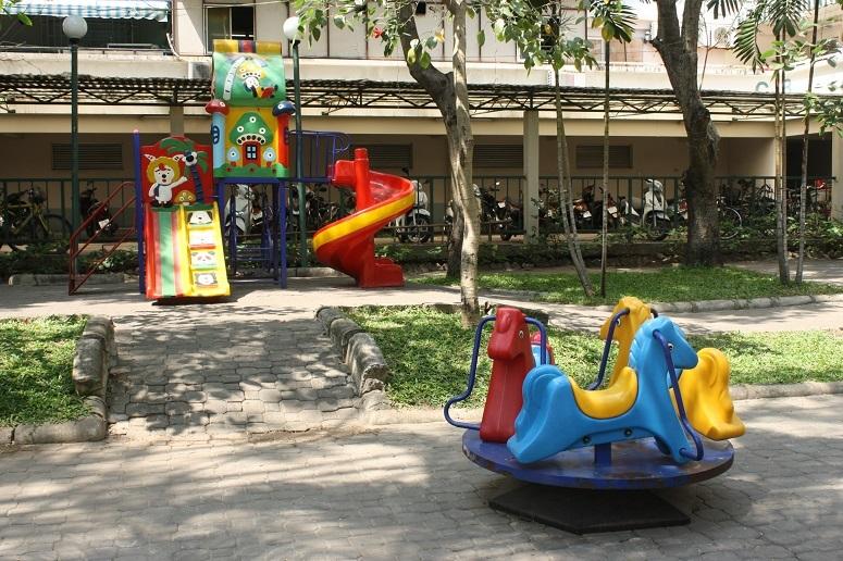 フンブン1のミニ公園