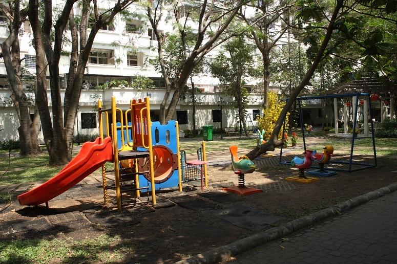 フンブン2のミニ公園