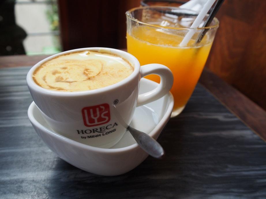 CAFE TRUNG(NONG)