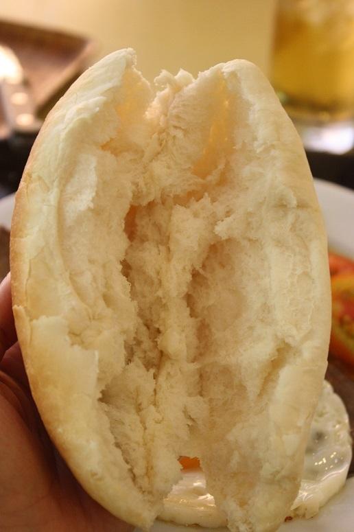 ふわふわのコッペパン