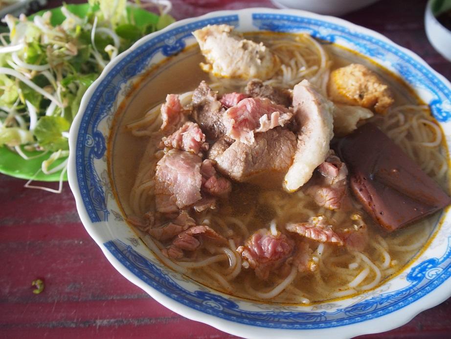 「Bun Bo Hue Ba Tuyet」のブンボーフエ