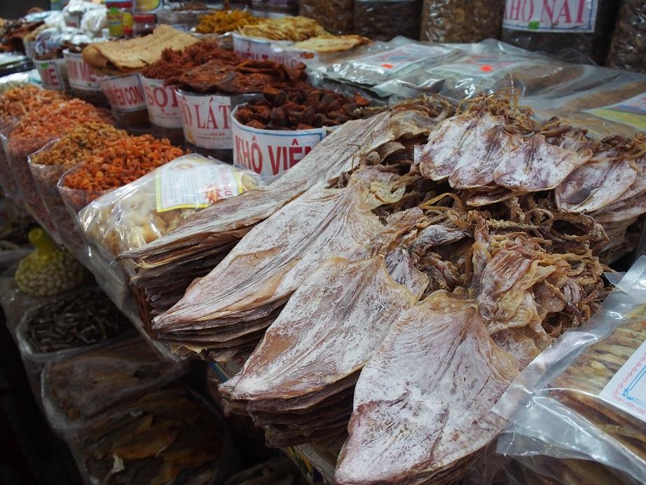 魚介類の乾物