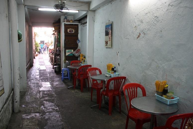 「THANH XUAN」の客席