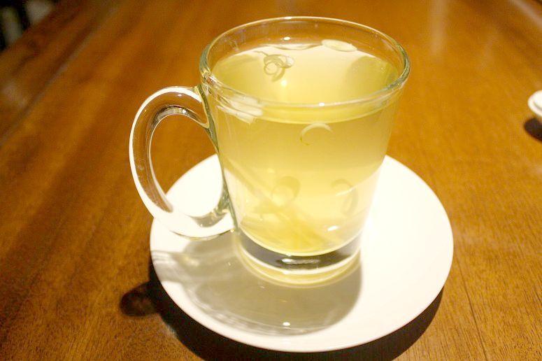 レモングラス&ジンジャーティー