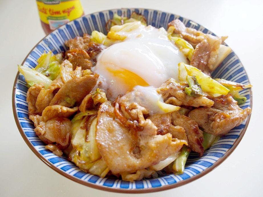 サテトム丼