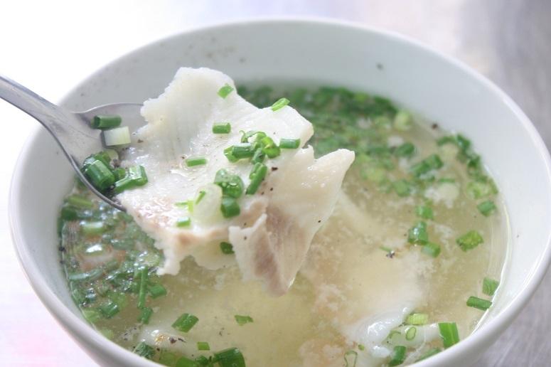 BUI CHUの雷魚のスープ