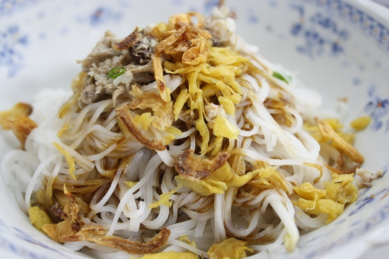 HU TIU CA(Kho)の麺