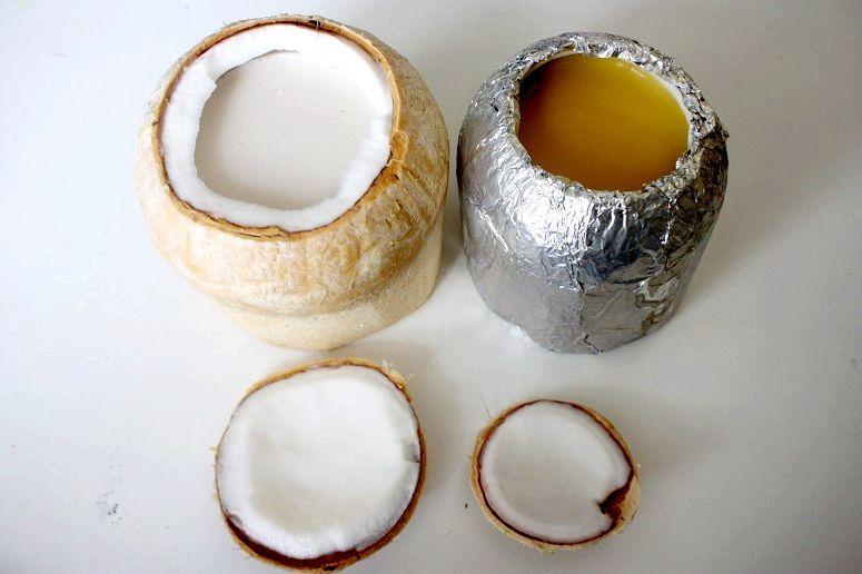「Coconut & Pumpkin」のベトナムスイーツ2種