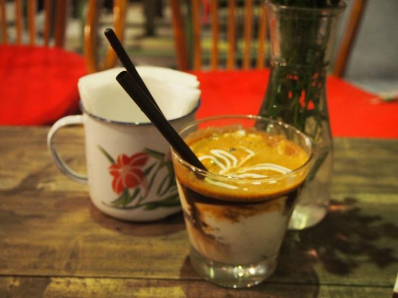 ヨーグルトコーヒー