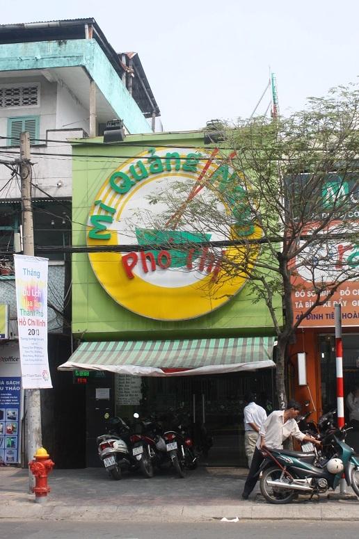 「Mi Quang Pho Thi」の外観