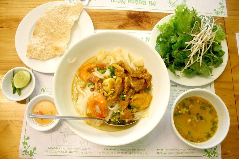 Mi Quang Tom Thit