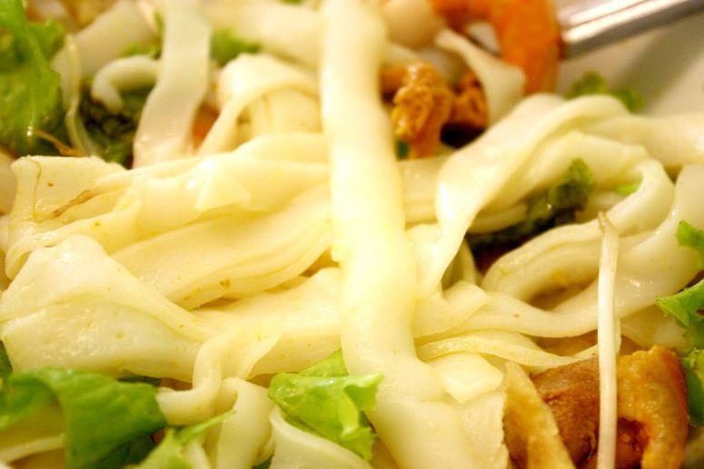 Mi Quangの麺