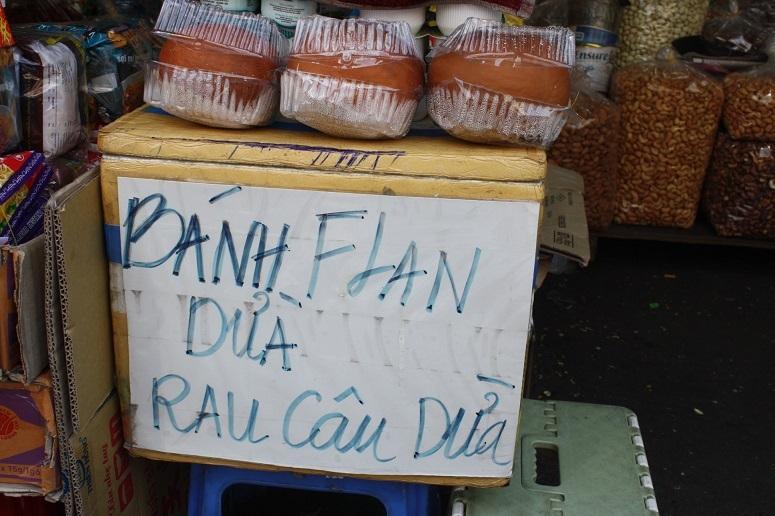 BANH FLAN DUA
