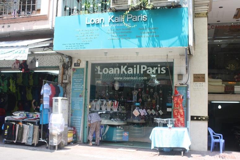 Loan Kail Parisの外観