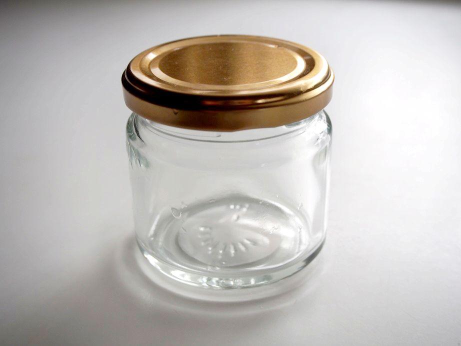 セリアで売っているガラス瓶