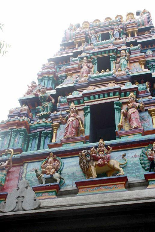 ヒンドゥー教の門塔