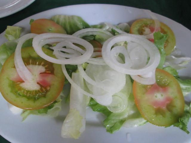 ベトナム式サラダ