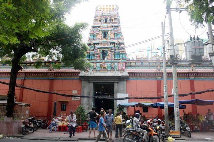 マリアマン・ヒンドゥー寺院