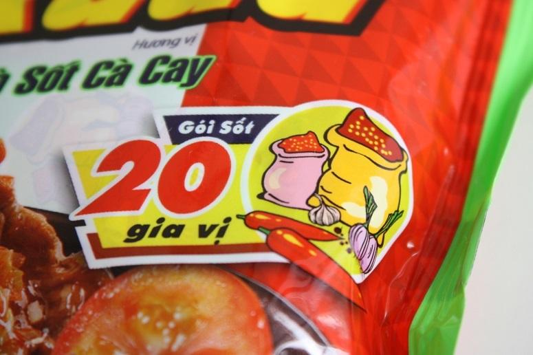 「Waxada Bo Sot Ca Cay」のパッケージ