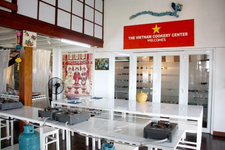 「THE VIETNAM COOKERY CENTER」