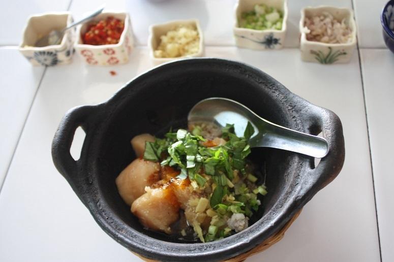 鶏肉のバジル炒めの調味料