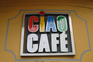CIAO CAFE ロゴ