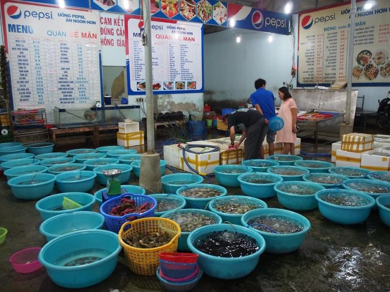 選べる魚介類