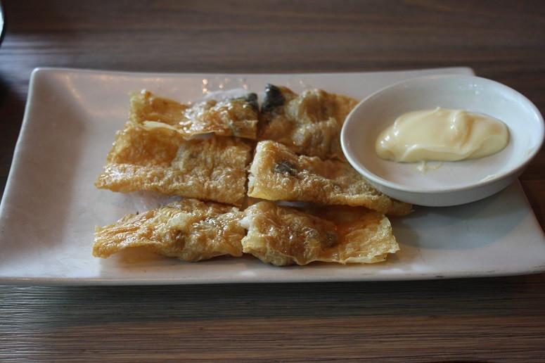 鲜虾腐皮巻