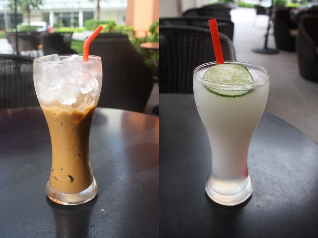 ハイランズコーヒーのドリンク