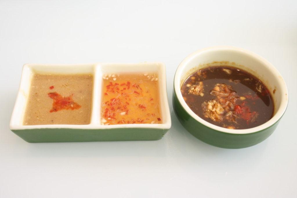 ベトナム春巻きのタレ