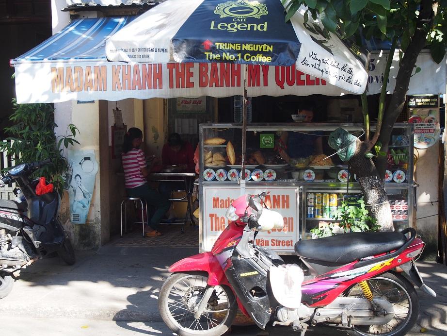 「Banh Mi Madam Khanh」の外観