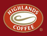 HIGHLANDS COFFEEの旧ロゴ