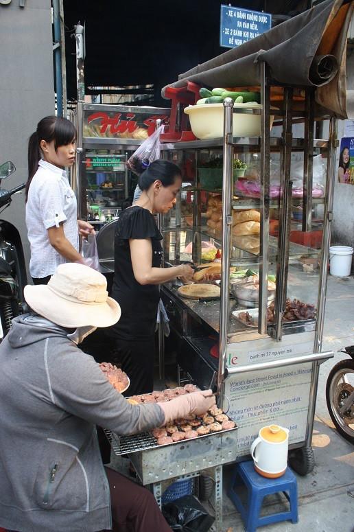 Banh Mi 37 Nguyen Trai