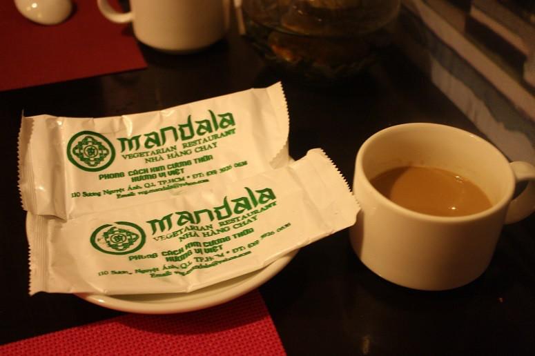 mandalaのミルクティー
