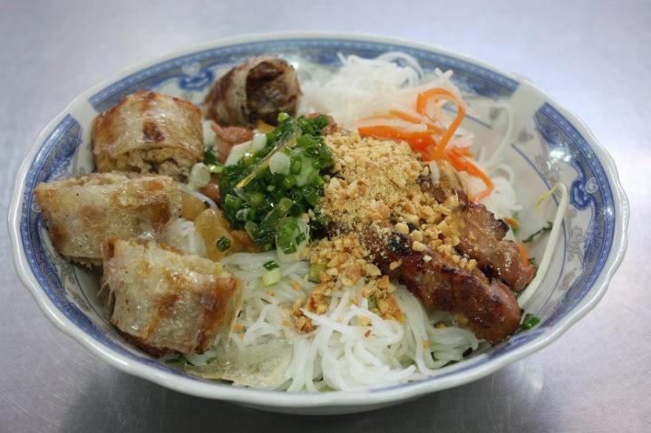 Bun Thit Nuong Cha Gio