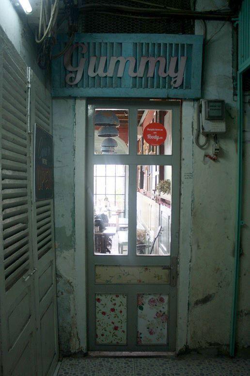 「gummy」の入口